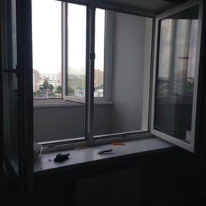 Мойка окон, балконов и лоджий