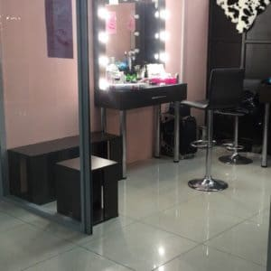 Уборка салона красоты после косметического ремонта