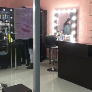 Уборка после косметического ремонта салона красоты